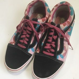 Vans Off the Wall Skate Shoe Unisex M-11 W-12.5